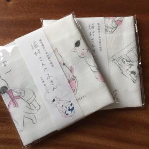 政七商店さんの猫村さんふきんが来た!