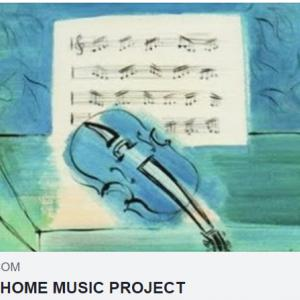STAY AT HOME MUSIC PROJECT