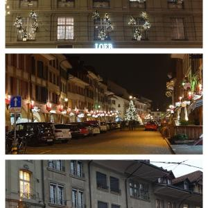 スイスはベルンに来ています。