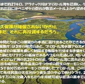"""""""アラスカの厳い選択(1/5)"""" 地球と生きる/=017="""