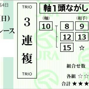 ★公開~購入馬券!★ファイヤーテーラー軸~相手は外枠の馬7頭!★新潟08R完結予想