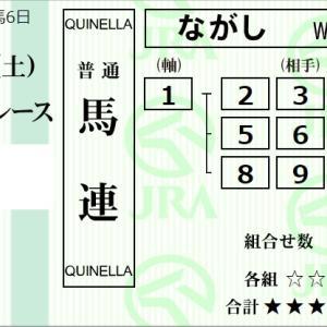 [コピー]★公開~購入馬券!★4番レッドソルダードの強さ認めるも▲評価!★中京9R完結予想