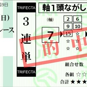 ★公開~14万馬券的中馬券!★江田照男騎手ありがとう!★3連単的中!★東京5R回顧