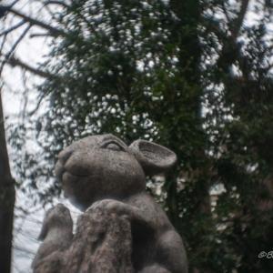 ウサギの神社