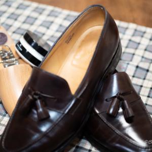 夏なので履く靴、しまう靴