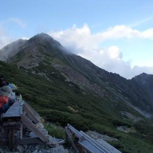 北岳&間ノ岳登山