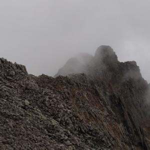 北穂高岳~奥穂高岳リベンジ登山(その3)
