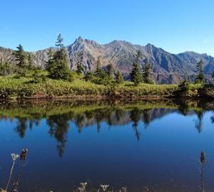 双六岳から三俣蓮華岳をプチ縦走