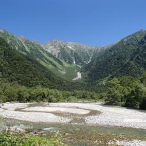 1泊2日で前穂高岳登山