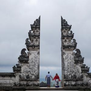 ここ最近のルンプヤン寺院のセルフィー撮影