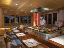 バリ島日系ホテル内の和食レストラン『渚』