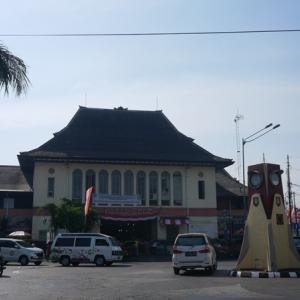 中部ジャワの古都、ソロへ