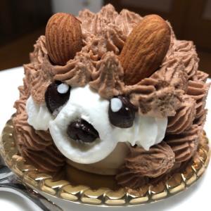 コカルド ラ ブティック で子年のケーキを買う