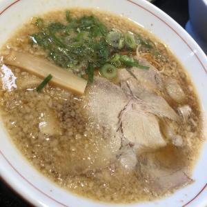 妻とラーメンランチ(麺処森元)