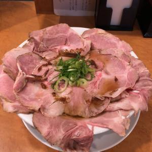 枚方市の人気店「麓」でWチャーシュー麺