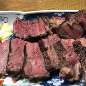 1ポンド・リブロース(グラスフェッドビーフ)で低温調理ステーキ