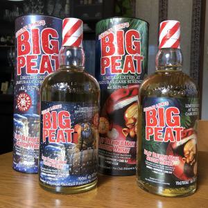 BIG PEAT クリスマスエディッションを大人買い!