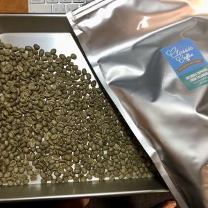 コロンビア スプレモ 生豆1kg