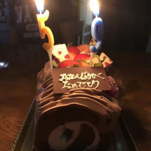 59歳の誕生日