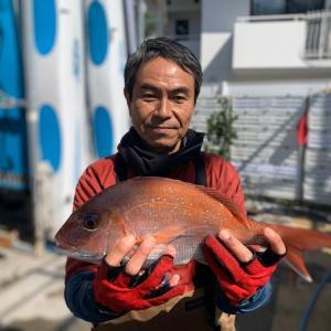 真鯛1000g(フィッシュダービー2020)RYOKA