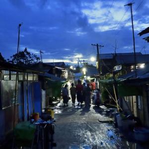ミャンマー ・ レイルサイドストーリー  その4   ヤンゴン環状線③