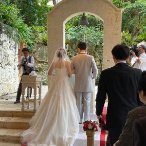 沖縄での結婚式&リフレッシュ旅