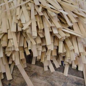 竹の内装照明