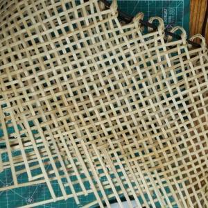 竹のリュックサック
