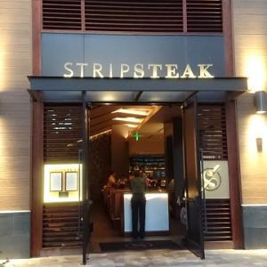 ハワイ・ワイキキでステーキディナー @ STRIPSTEAK Waikiki