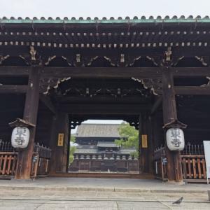 京都・朝の散策 @ 東寺