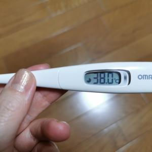 コロナワクチン1回目接種翌日・・・まさかの副反応