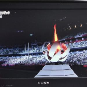東京2020オリンピック閉幕★