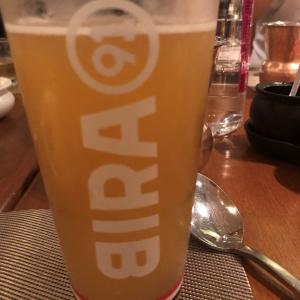 ビール・・・インドビール