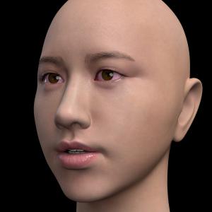 頭部を製作する -202-