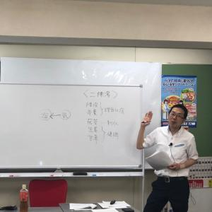 昨日は中医学講座、第6回目の講義でした