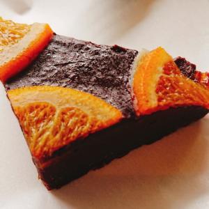 オレンジ and チョコレートバー