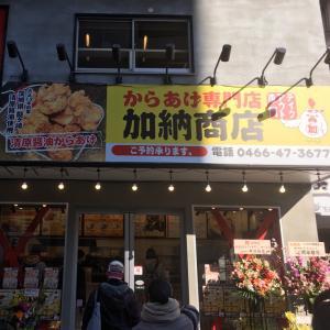 藤沢 唐揚げ専門店「加納商店」のお弁当