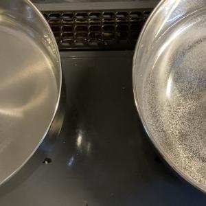 お米を炊く時は4℃のジュエリーを使う