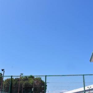 7/19(日)雨が続き・・やっと青空