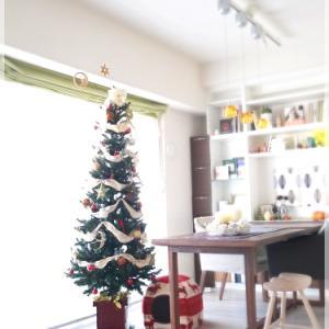 クリスマス目前!我が家 の ダイニング ☆ 2013
