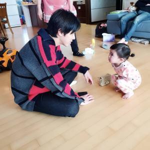 1/26 ジへちゃんインスタにユノ!
