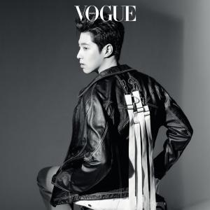 VOUGE Korea記事のユノが懐かしくてかっこいい