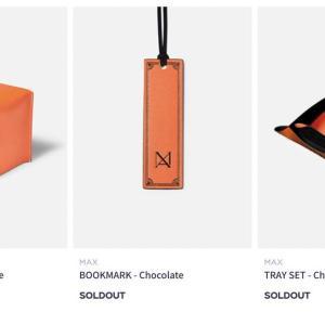チャンミン新しいグッズ…公式は売り切れ