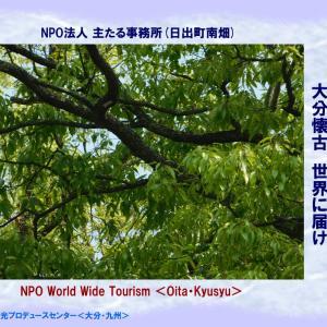 NPO大分百景 短歌紀行 大分・九州の歴史・文化と自然