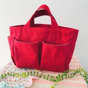 便利なバッグを作りました♪