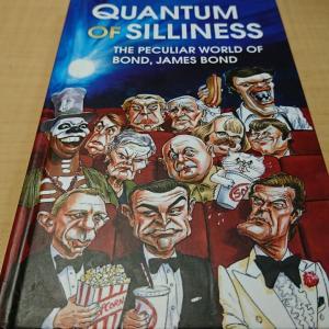 ロビー・シムズ著『QUANTUM OF SILLINESS(愚かめの報酬=仮題)』レビュー