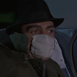 【007シリーズのお約束24】007は二度アベノマスクを使う