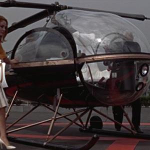 【007は二度死ぬ・特集】ヘリコプター研究(ブラントリーB-2Bの謎)