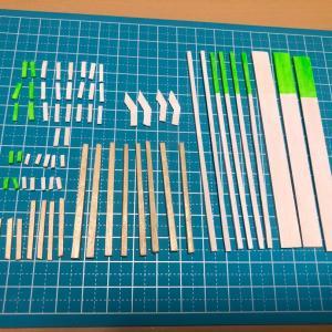 割り箸で本物のアジリティ機材作ってみた!