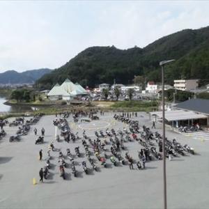 Bike Free Meeting in 道の駅「紀伊長島マンボウ」